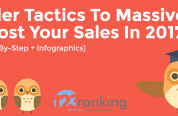 Killer Tactics To Massively Boost Your Sales In 2017
