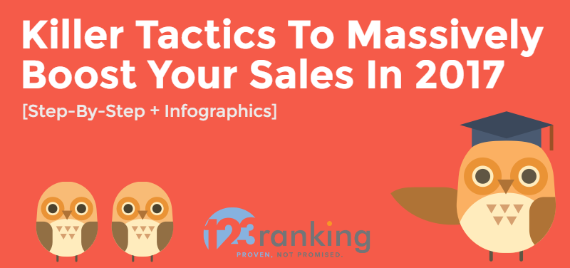 How to Increase Online sales – Effective Sales Strategies Techniques