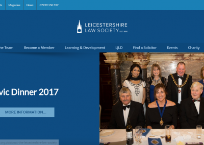 Leicestershire law society