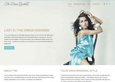 The Dress Goddess